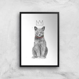 King Of Everything Print Giclee Art Print