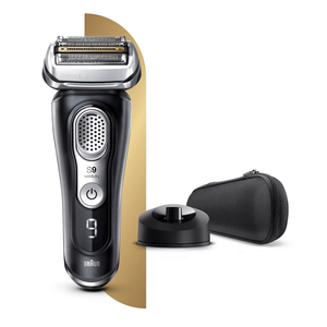 Braun Series 9 9340s Electric Shaver, Black