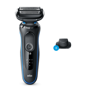 Series 5 Shaver Bundle with Shaver Head Replacement