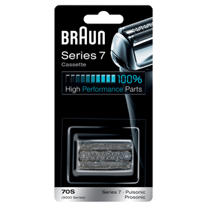 Series 7 70S Electric Shaver Head Replacement, Silver