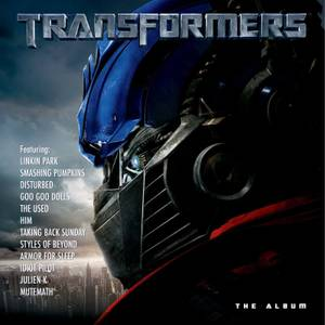 Transformers - The Album LP
