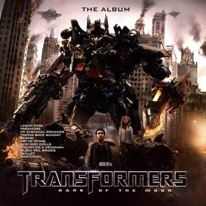Transformers Dark Of The Moon LP