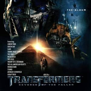 Transformers - Revenge Of The Fallen LP