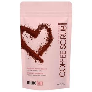 MineTan Coffee Scrub 200g