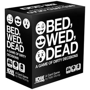 Bed Wed Dead Card Game