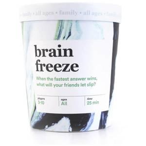 Brain Freeze Card Game