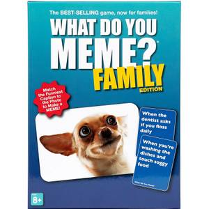 What Do You Meme? Family Edition