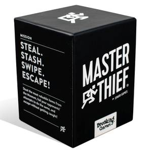 Master Thief Card Game