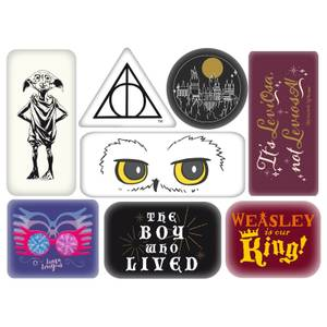 Harry Potter Characters Magnet Set
