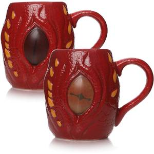 The Hobbit Smaug Shaped Mug