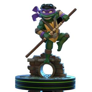 Quantum Mechanix Teenage Mutant Ninja Turtles Donatello Q-Fig