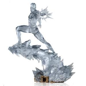 Iron Studios Marvel Comics BDS Art Scale Statue 1/10 Iceman 23 cm