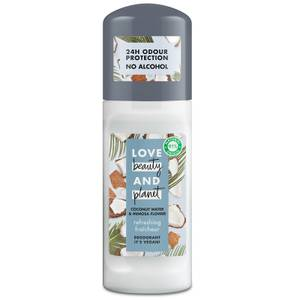 Love Beauty and Planet Refreshing Coconut Water & Mimosa Flower Roll-on Deodorant