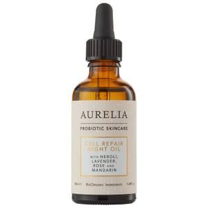 Aurelia Probiotic Skincare Cell Repair Night Oil 1.69 oz