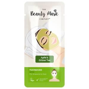 The Beauty Mask Apfel & Grüner Tee Tuchmaske