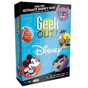 Disney Geek Out ! Jeu de Société