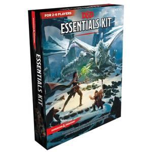 Kit esencial de RPG de Dragones y Mazmorras