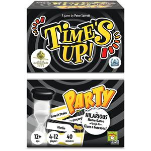 Time's Up! Party (UK Edition) Game