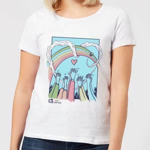 Cash For Kids Charity Women's T-Shirt - White