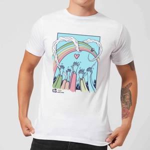 Cash For Kids Charity Men's T-Shirt - White