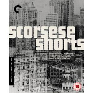 Courts métrages de Martin Scorsese - The Criterion Collection