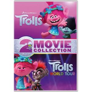 Trolls & Trolls World Tour Double Pack (DVD)