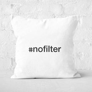 Nofilter Square Cushion