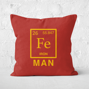 Fe Man Square Cushion