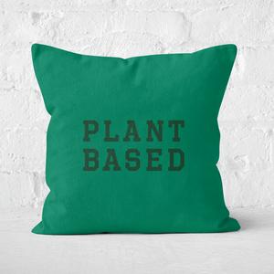 Plant Based Square Cushion