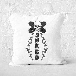 Shred Skateboards Square Cushion