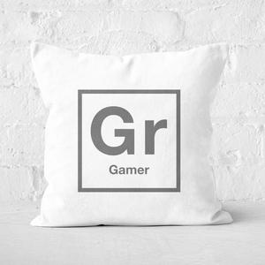 Periodic Gamer Square Cushion