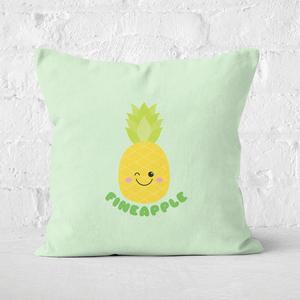 Fineapple Square Cushion