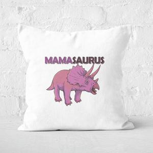 Mama Saurus Square Cushion