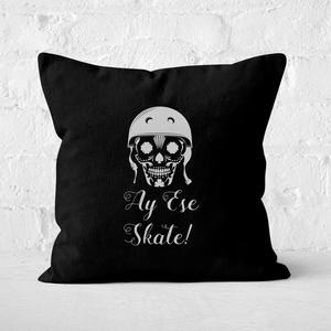 Ay Ese Skate Square Cushion