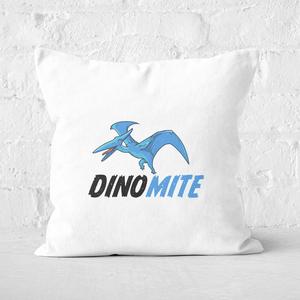 Dino Mite Square Cushion