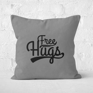 Free Hugs Square Cushion
