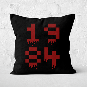 1984 Gaming Square Cushion