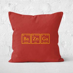 Ba Zn Ga Square Cushion