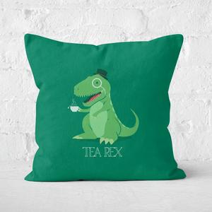 TeaRex Square Cushion