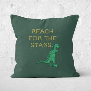 Reach For The Stars Square Cushion