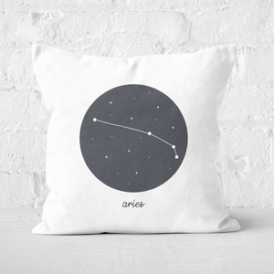 Aries Square Cushion