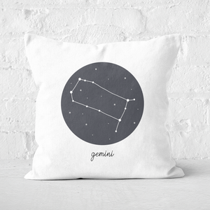 Gemini Square Cushion
