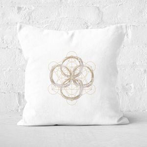 Child Of The Cosmos Square Cushion