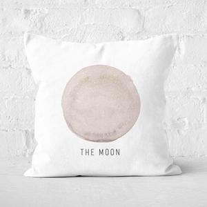 The Moon Square Cushion