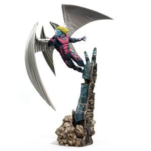 Iron Studios Marvel Comics BDS Art Scale Statue 1/10 Archangel 40 cm
