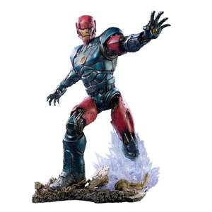 Iron Studios Marvel Comics BDS Art Scale Statue 1/10 Sentinel #3 77 cm