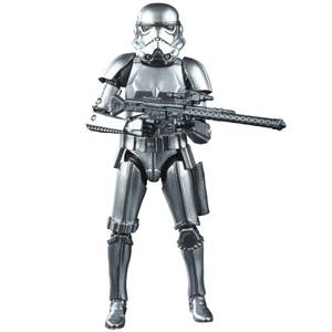 Figura de acción Stormtrooper - Star Wars The Black Series Colección Grafito