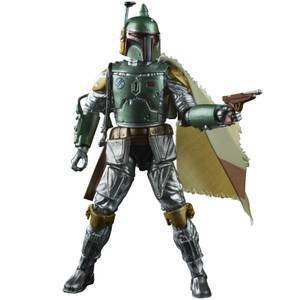 Star Wars The Black Series, collection Graphite, figurine Boba Fett