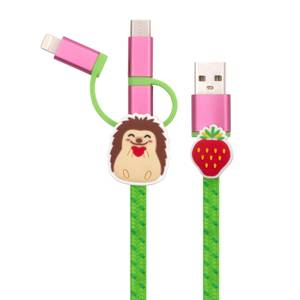 Hedgehog 3-in-1 Cable