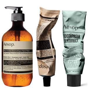 Aesop Hand and Body Trio (Worth £58.00)